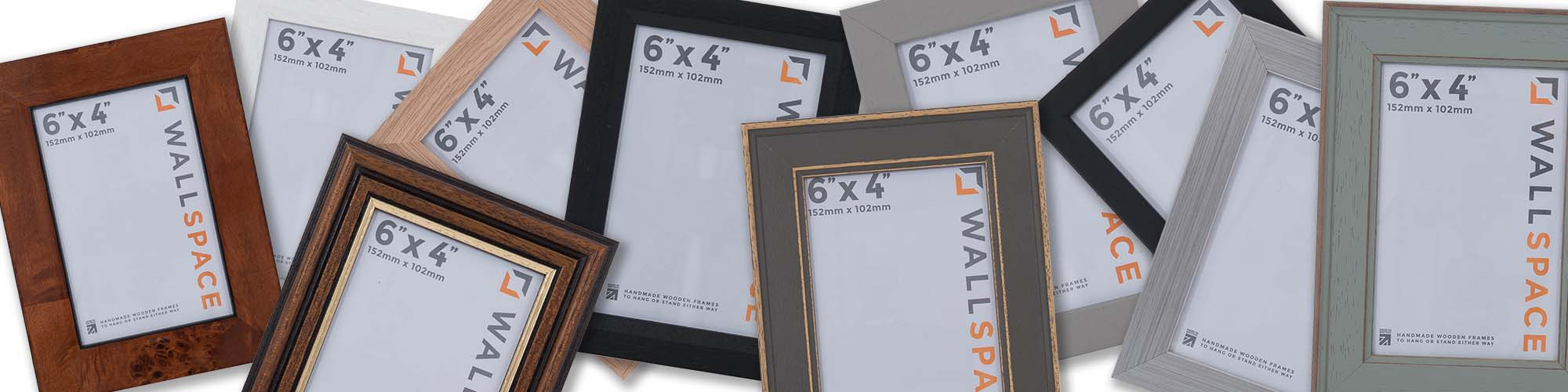 "6"" x 4"" Photo Frames"