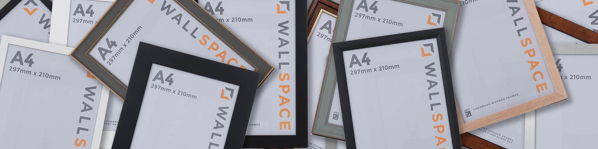 A4 Photo Frames