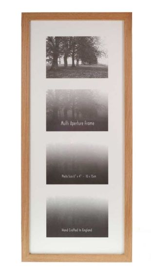 Multi Aperture Frame to Fit 4 Photo's