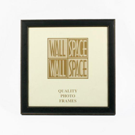12 x 12 - Vintage Shabby Chic Black Square Photo Frames