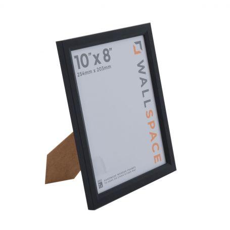 Black Photo Frame 10x8