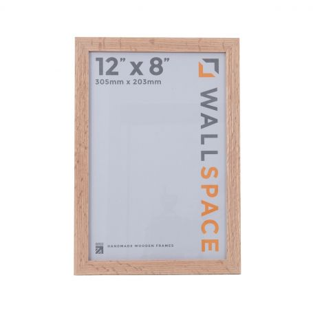 12 x 8 - 21mm Solid Oak Photo Frames