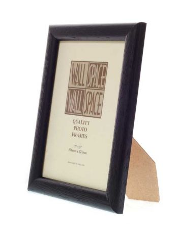 Black Photo Frame 6x4