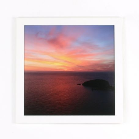 12 x 12 - 25mm Smooth Matt White Square Photo Frames