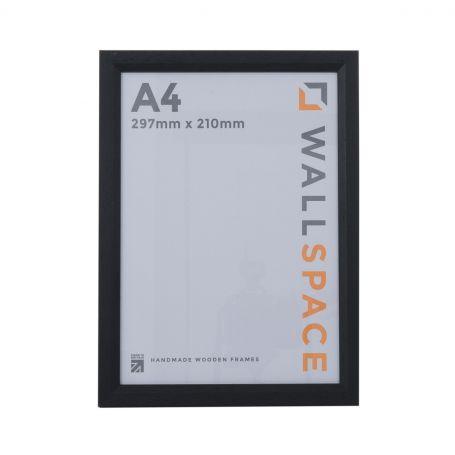 A4 Black Photo Frame