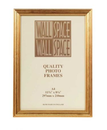 A4 Certificate Frame, A4 Photo Frame in Gold