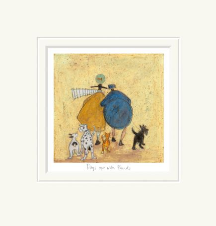 Days Out with Friends by Sam Toft