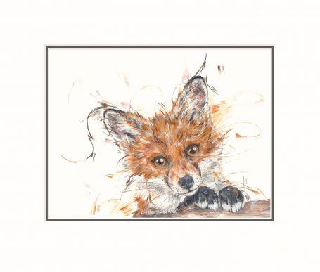 Little Mischief by Aaminah Snowdon
