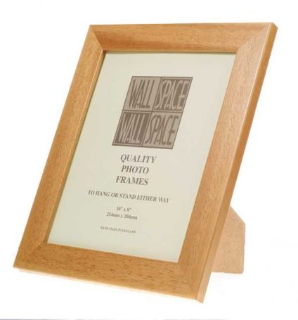 Box Pine Photo Frame 10x8