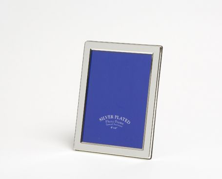 Silver Plated Photo Frames - 6 x 4